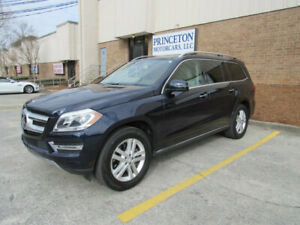 2016 Mercedes-Benz GL 4MATIC 4dr GL 450 4MATIC 4dr GL 450 PANORAMIC ROOF DRIVER ASSISTANCE PACKAGE PREMIUM PACKAGE Low