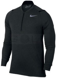 Nike Golf Dri Fit Tour Aeroreact Performance Knit Match Day Top jacket shirt men