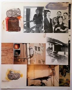 ROBERT RAUSCHENBERG Rare PENCIL SIGNED Printer's PROOF Lithographic Poster 1997