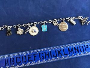 925 sterling silver charm bracelet charms