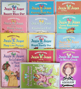 Barbara Park Junie B Jones books