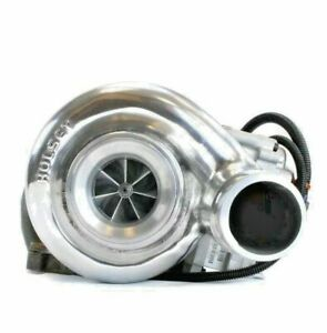 Holset 351 VGT ZR1 Billet Turbo Upgrade for Dodge Ram Cummins 2007.5 18 6.7L