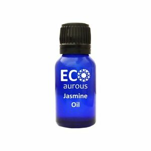 Jasmine Essential Oil Natural Pure and Organic For Hair Skin and Diffuser USA
