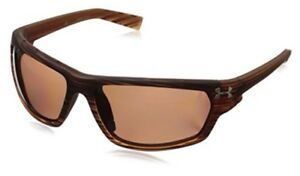 New Under Armour Mens Hook 'd Storm Polarised Sunglasses 8630078-192128