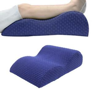 Memory Foam Leg Knee Pillow for Better Sleep Pain Relief with Takedown Cover
