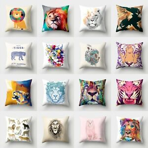 Home Case Decor Pillow 18#x27;#x27; Cushion Polyester Throw Waist Cover Sofa $2.55