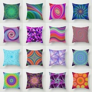 Case Decor Cover 18#x27;#x27; Home Waist Sofa Cushion Polyester Throw Pillow $2.29