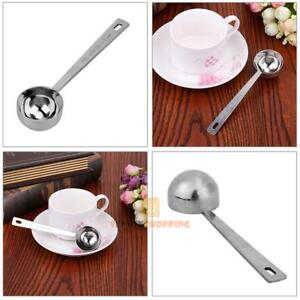 15ML 30ML Coffee Scoop Thicken Stainless Steel Tablespoon Measuring Spoon