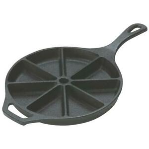 Lodge Cast Iron Cornbread Pan Skillet  4 Pack