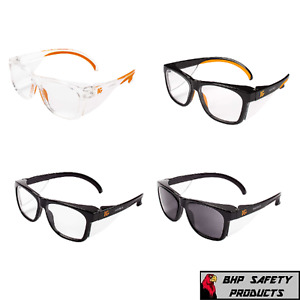 KLEENGUARD MAVERICK SAFETY GLASSES WITH INTEGRATED SIDE SHIELDS 1 PAIR $9.95