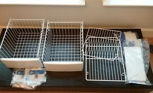 Refrigerator Parts & Accessories GE WR49X10244 Shelf Replacement Assembly For