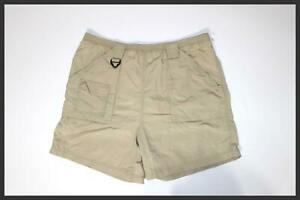 Done Down Under Mens Beige Swim Trunks Shorts Size M $8.07