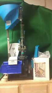 NEW DILLON 1050 SUPER RELOADING PRESS WITH CARBIDES COMPLETE NEVER USED WITH BOX