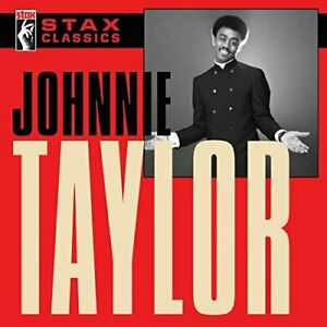 JOHNNIE TAYLOR - STAX CLASSICS [CD] CD16 - NEW & SEALED