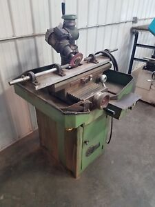 UTMA Model # LC-25F Matr. MO154 Tool and Cutter Grinder