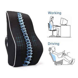 Foam Lumbar Support Back Cushion Chair Car Seat Couch and Sofa