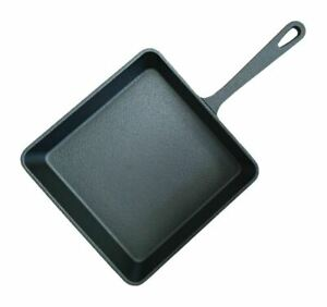 Solid Cast Iron Frying Pan Cast Iron Skillet Camping Cookware Cast Iron Cookware