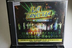 Dinastia De Tuzantla Super Exitos 2006 Chicago Houston 2006 Music CD NEW