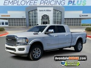 2019 Ram 2500 Limited 2019 Ram 2500 Limited 22 Miles Bright White Clearcoat Mega Cab Pickup Premium Un