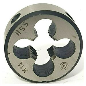 Hand Die M14 Metric Threading Tools RIGHT DIE Gewindeschneide SCHNEIDEISEN M14 $15.00