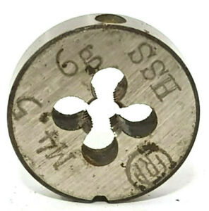 Hand Die M4.5 Metric Threading Tools RIGHT DIE Gewindeschneide SCHNEIDEISEN $10.00