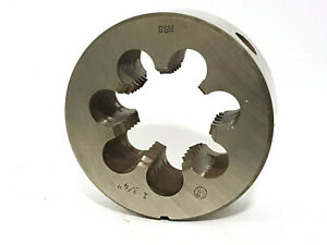 Hand Die 1 3 4 Threading Tools RIGHT DIE Gewindeschneide SCHNEIDEISEN $50.00