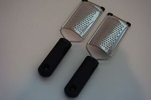 New OXO Good Grips Two Fine Graters
