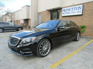 2015 Mercedes-Benz S-Class 4dr Sedan S 550 RWD PORT PACKAGE DRIVER ASSISTANCE