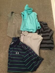 Under Armour Golf Shirts Size Small (5)