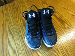 Under Armour UA Torch Fade Charged Basketball Shoes 1269300-001 Women's Sz 5 NEW
