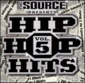 The Source Presents: Hip Hop Hits Vol. 5 [Clean] by Various Artists: New
