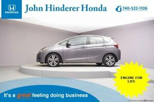 2017 Fit EX-L Modern Steel Metallic Honda Fit with 16116 Miles available now!