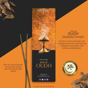 Ruh Al Oudh Incense Sticks Vedic Vaani