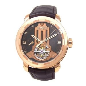 DeWitt Twenty-8-Eight Regulator 18k Rose Gold Automatic Men's Watch T8.TA.001