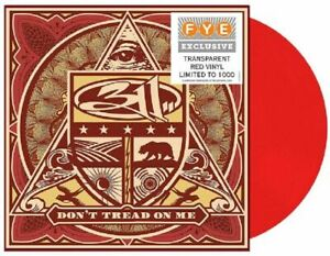 311 Don't Tread On Me Transparent Red Vinyl LP Limited 1000 FYE Exclusive Rare