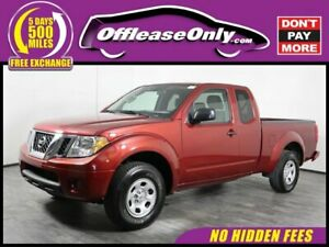 2018 Frontier I4 King Cab S RWD Off Lease Only 2018 Nissan Frontier I4 King Cab S RWD Regular Unleaded I-4 2.5 L