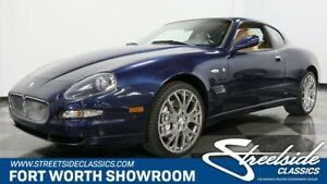 2006 Other Coupe Cambiocorsa italian luxury sports car 4.2L v8 paddle shifters blue tan