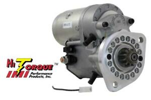 NEW DENSO DESIGN DEUTZ STARTER FITS 11 TOOTH VERMEER SR9972 0001218772 1180995