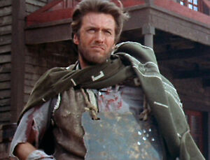 Clint Eatswood Bullet Proof Armor - Fistful of Dollars Movie Prop