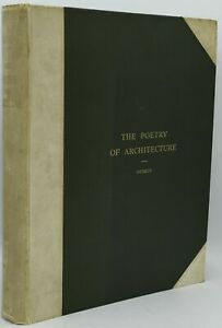 John Ruskin / POETRY OF ARCHITECTURE OR THE ARCHITECTURE OF THE NATIONS #287466
