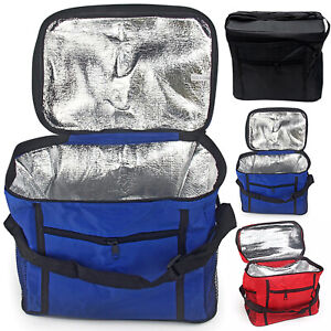 Insulated Lunch Bag For Women Men Kids Thermos Cooler Tote Purse Food Lunch Box