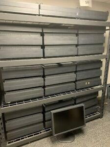 Lot of 100 EIZO FlexScan S2433W 24.1
