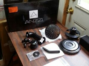 ANZZI Bathroom S H -AZ035 1 Handle Tub and Shower Set  OR  Bronze    A09