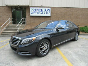 2016 Mercedes-Benz S-Class 4dr Sedan S 550 4MATIC 4dr Sedan S 550 4MATIC S-Class DRIVER ASSISTANCE WARMTH AND COMFORT 19 INCH WH
