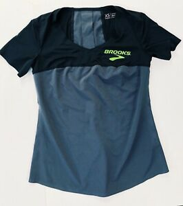 Brooks Running Elite Women's PureProject Short Sleeve Shirt - Size XS