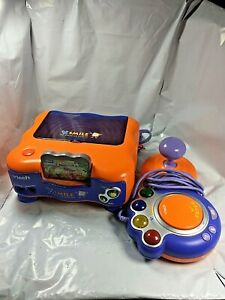 VTech V Smile TV Learning System Console 1- Controller & 1 Game Lot EUC FS
