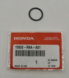 Genuine Honda Oil Seal Control Valve 15832 RAA A01