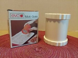 Eva Multi-Grater Stainless Steel Blade Food Grater Cheese Spices Grinder A2