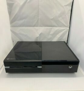 Microsoft Xbox One Original 500GB Black Home Console Only $189.99