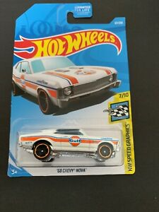 Hot Wheels '68 CHEVY NOVA.